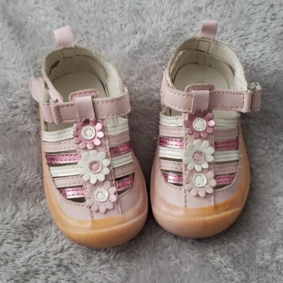 Shoes | 425 Baby Girl Sandals | Poshmark